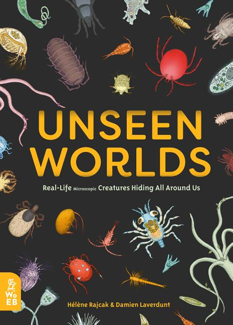 Unseen Worlds: Real-Life Microscopic Creatures Hiding All Around Us