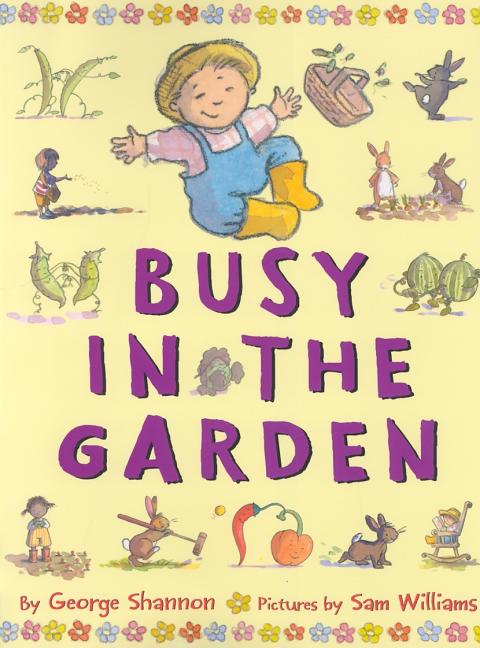 Busy in the Garden