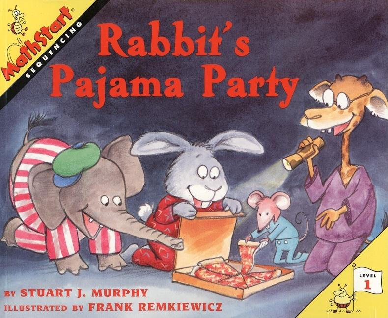 Rabbit's Pajama Party