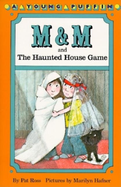 M & M and the Haunted House Game