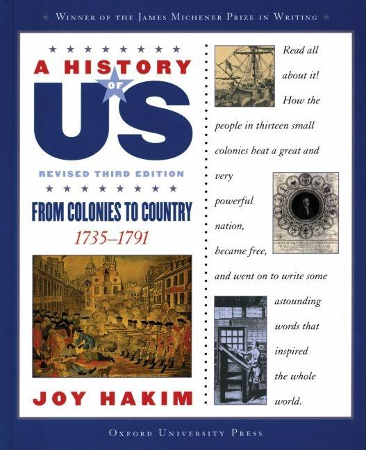 From Colonies to Country: 1735-1791