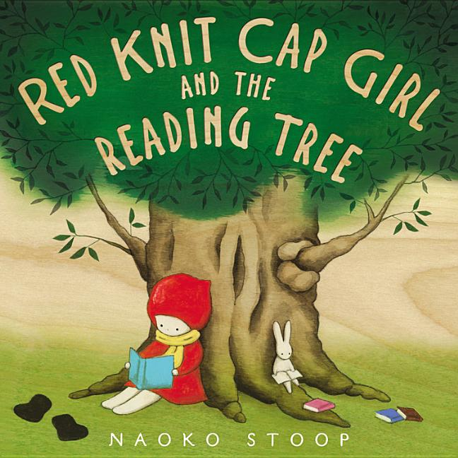 Red Knit Cap Girl and the Reading Tree