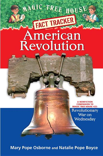 American Revolution: A Companion to the Revolutionary War on Wednesday