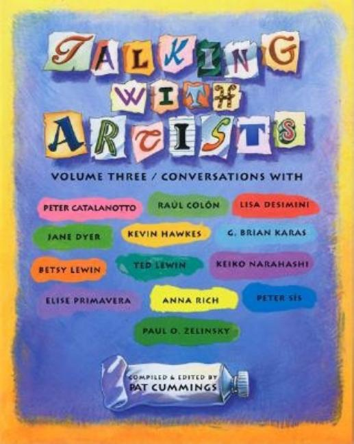 Talking with Artists, Volume 3