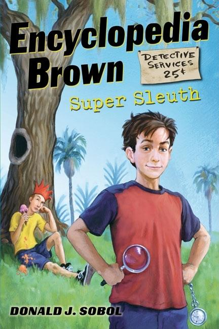 Encyclopedia Brown, Super Sleuth