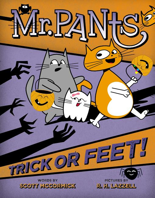 Trick or Feet!
