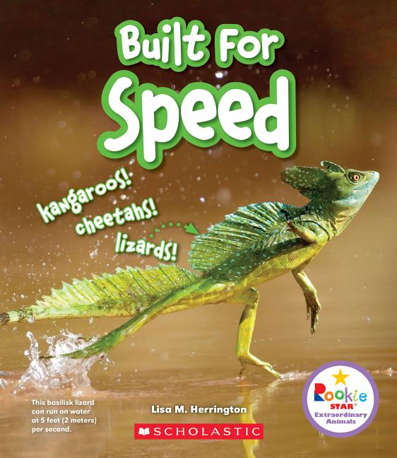 Built for Speed: Kangaroos! Cheetahs! Lizards!