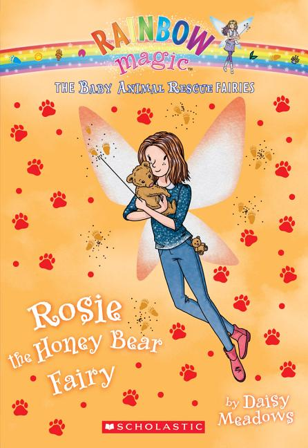 Rosie the Honey Bear Fairy
