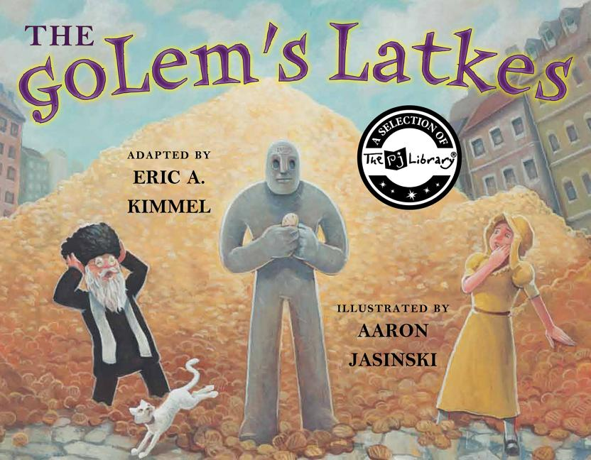 The Golem's Latkes