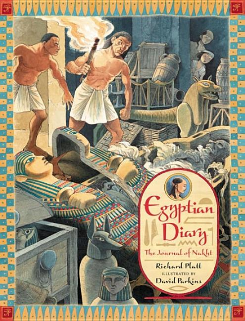 Egyptian Diary: The Journal of Nakht