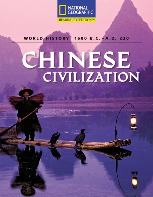 Chinese Civilization: 1600 B.C.-220 A.D.
