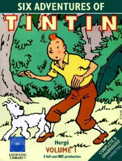 Six Adventures of Tintin