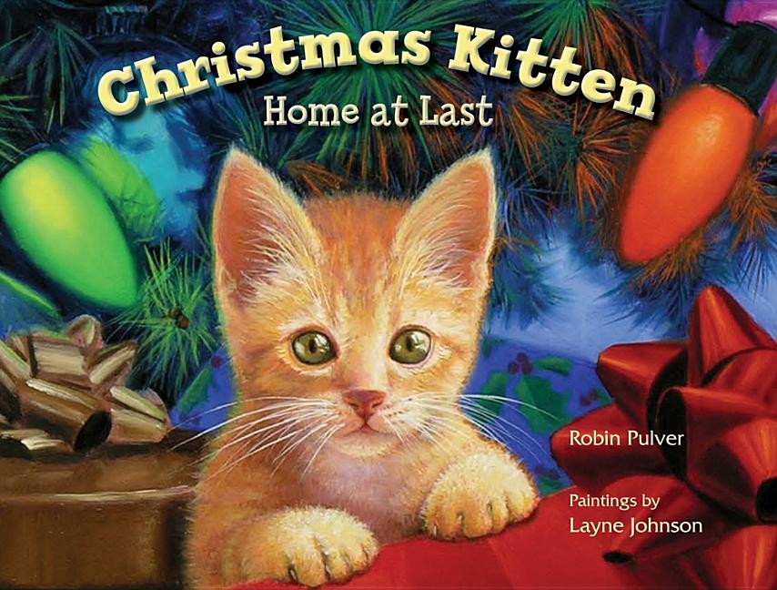 Christmas Kitten, Home at Last