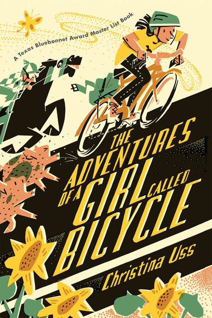 Book Cover for The Adventures of a Girl Called Bicycle