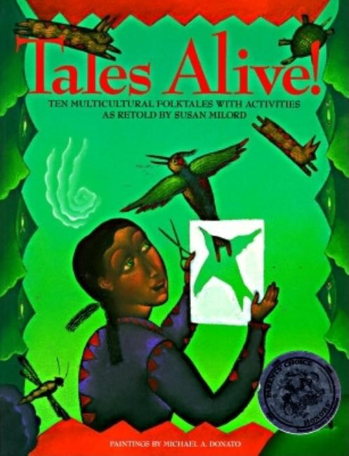 Tales Alive!: Ten Multicultural Folktales with Activities