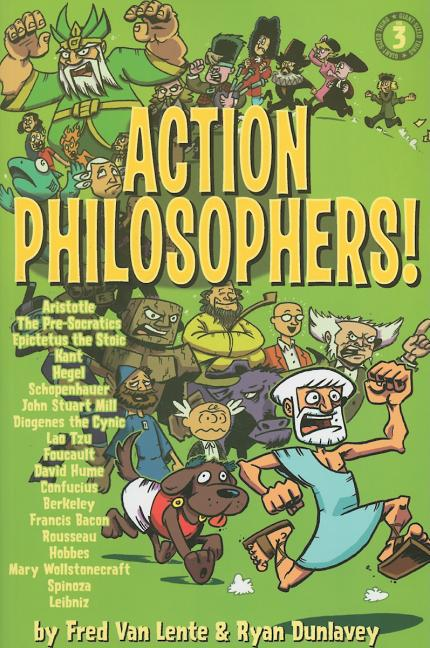 Action Philosophers! Giant-Size Thing