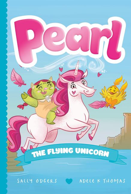 Pearl the Flying Unicorn