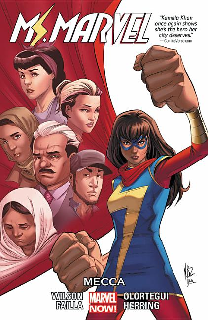 Ms. Marvel, Vol. 8: Mecca