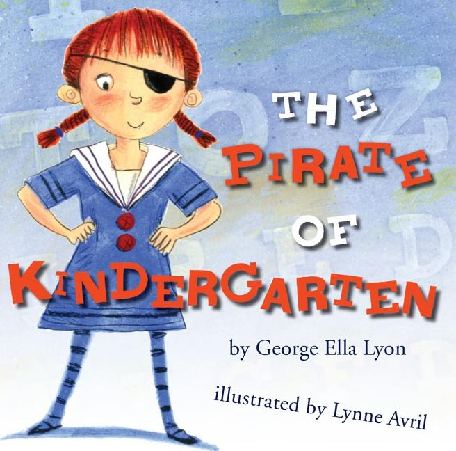 The Pirate of Kindergarten