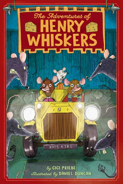 Adventures of Henry Whiskers, The