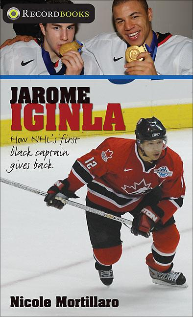 Jarome Iginla: How the NHL's First Black Captain Gives Back