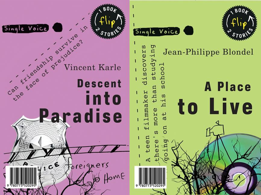 Descent Into Paradise/A Place to Live