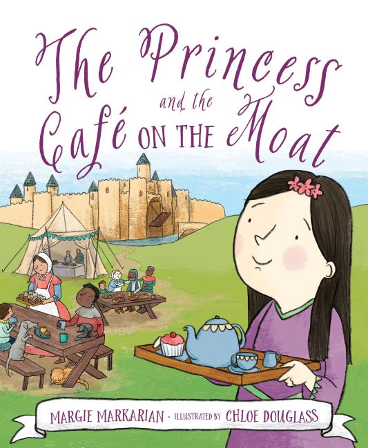The Princess and the Cafe on the Moat