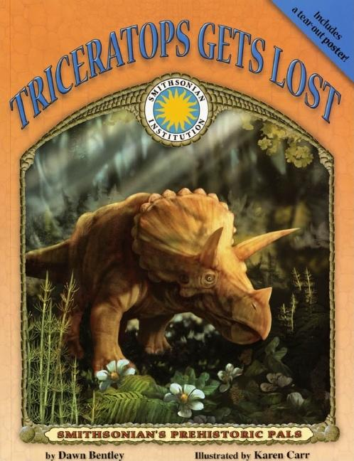 Triceratops Gets Lost