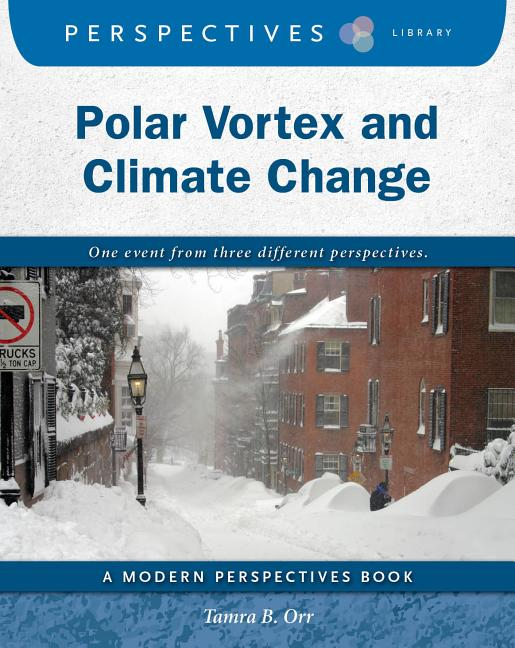Polar Vortex and Climate Change