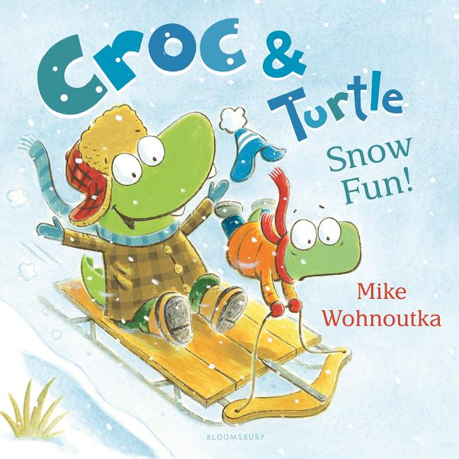 Croc & Turtle: Snow Fun!