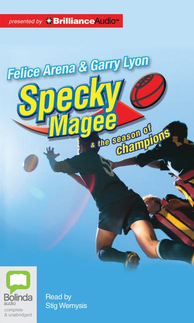 Specky Magee and the Season of Champions