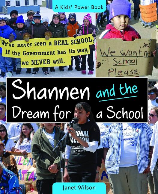 Shannen and the Dream for a School