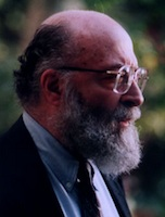 Photo of Chaim Potok
