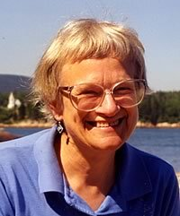 Photo of Joan Allyn Hentschel
