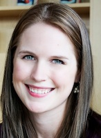 Photo of Marissa Meyer
