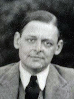 Photo of T.S. Eliot
