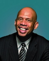 Photo of Kareem Abdul-Jabbar