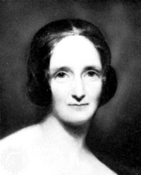 Photo of Mary Wollstonecraft Shelley