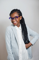 Photo of Marley Dias
