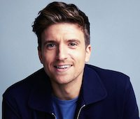 Photo of Greg James
