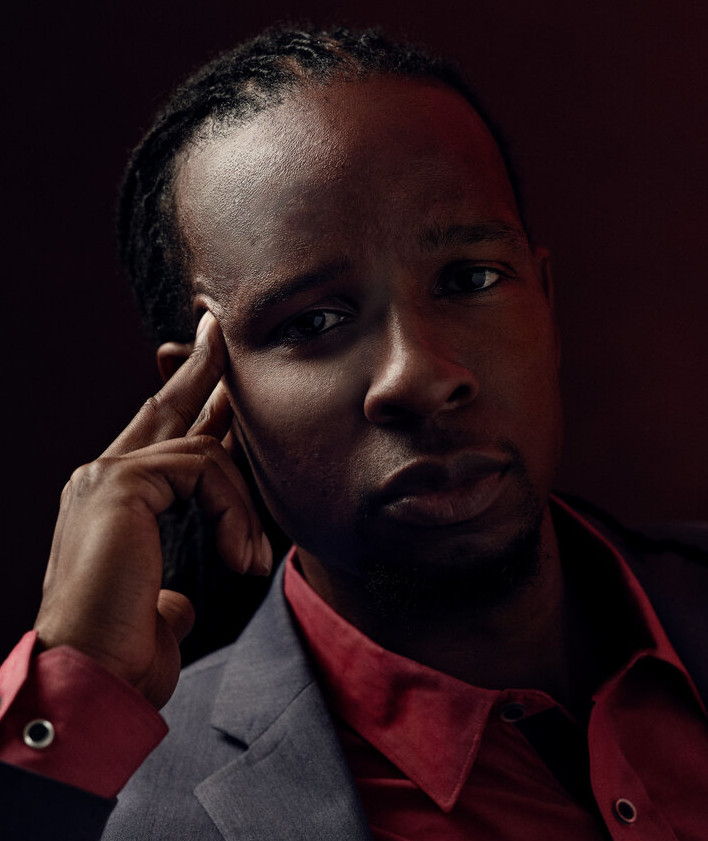 Photo of Ibram X. Kendi