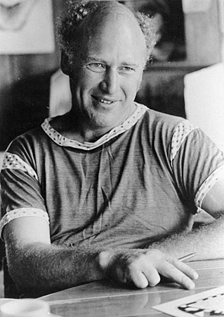 Photo of Ken Kesey
