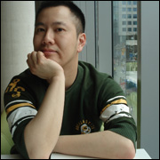 Photo of Alan Woo