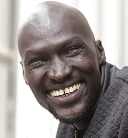 Photo of Ger Duany
