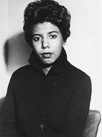 Photo of Lorraine Hansberry