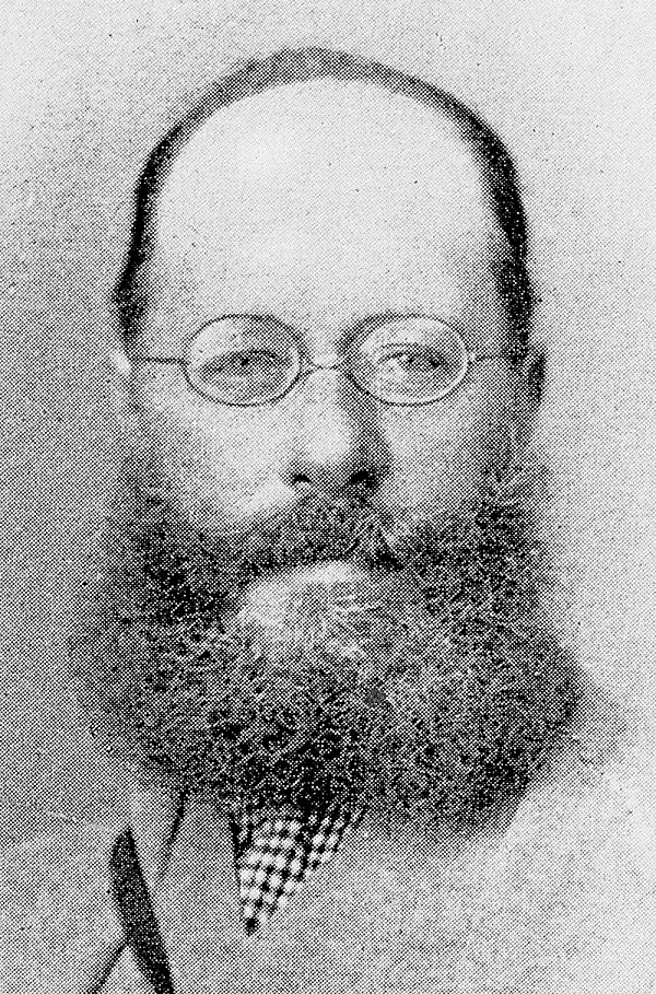 Photo of Edward Lear