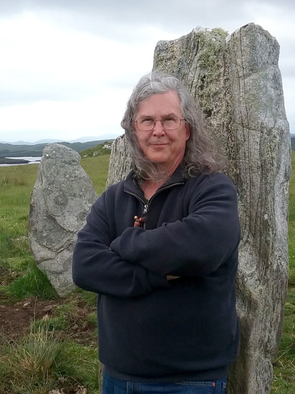 Photo of Charles Vess