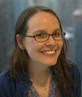 Photo of Raina Telgemeier