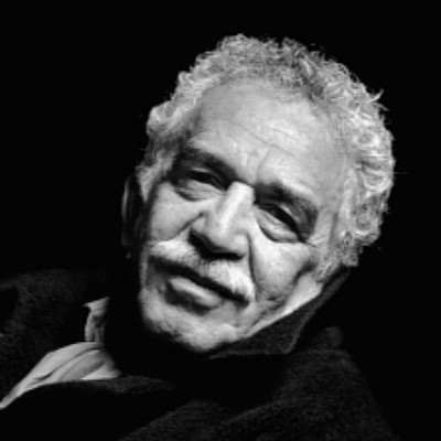 Photo of Gabriel García Márquez