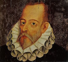 Photo of Miguel de Cervantes